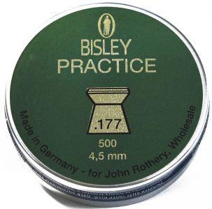 Bisley Practice .177 Pellets (500)