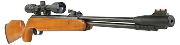 SMK Underlever XS38 Custom Deluxe Air Rifle