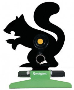 Remington Knock Down & Pull Back Squirrel Target