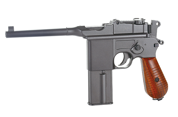 Mauser M712 Broomhandle [4.5mm BB Gun by KWC]