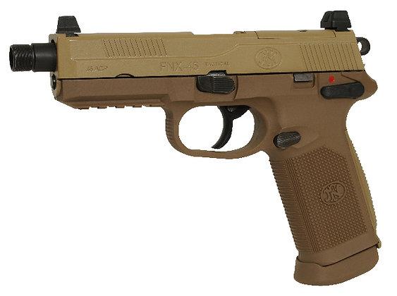 FNX-45 Tactical [6mm Airsoft Pistol by Cybergun]