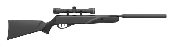 Remington Tyrant Air Rifle with Scope