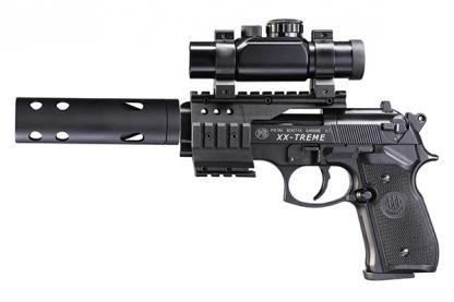 Beretta 92 FS XX-Treme [CO2 Air Pistol by Umarex]