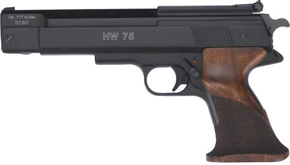 Weihrauch HW75 Match Grade Pneumatic Air Pistol