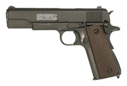 Swiss Arms P1911 [4.5mm BB Gun by Cybergun]