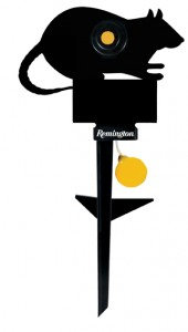 Remington Adjustable Knock & Reset Rat Target