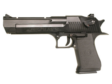 IMI Desert Eagle .50AE [6mm Airsoft by Cybergun]