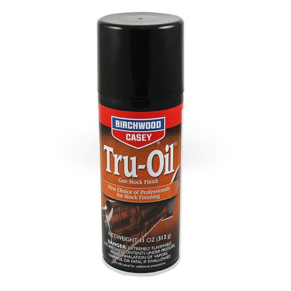 Birchwood Casey TruOil Stock Finish Aerosol (11oz)
