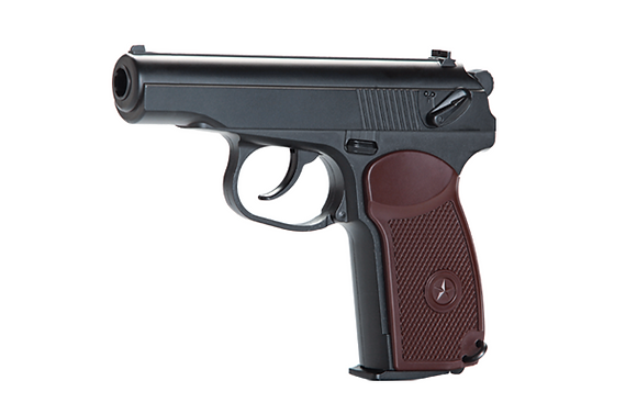 Makarov PM Pistol (Blowback) [4.5mm BB Gun by KWC]