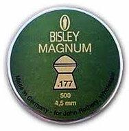 Bisley Magnum .177 Pellets (500)