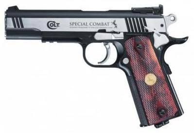 Colt Special Combat [4.5mm BB Gun by Umarex]