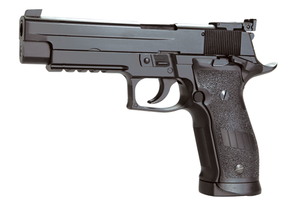 Sig Sauer P226 [4.5mm BB Gun by KWC]