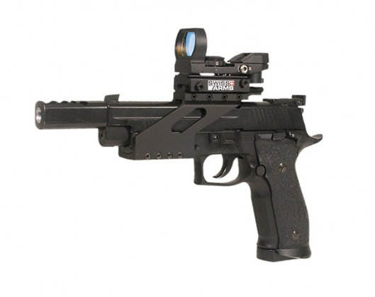 Sig Sauer X-5 Sport [6mm Airsoft by Cybergun]
