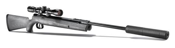 Remington Express XP Tactical Air Rifle Combo