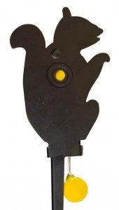 SMK Adjustable Knockdown & Reset Squirrel Target