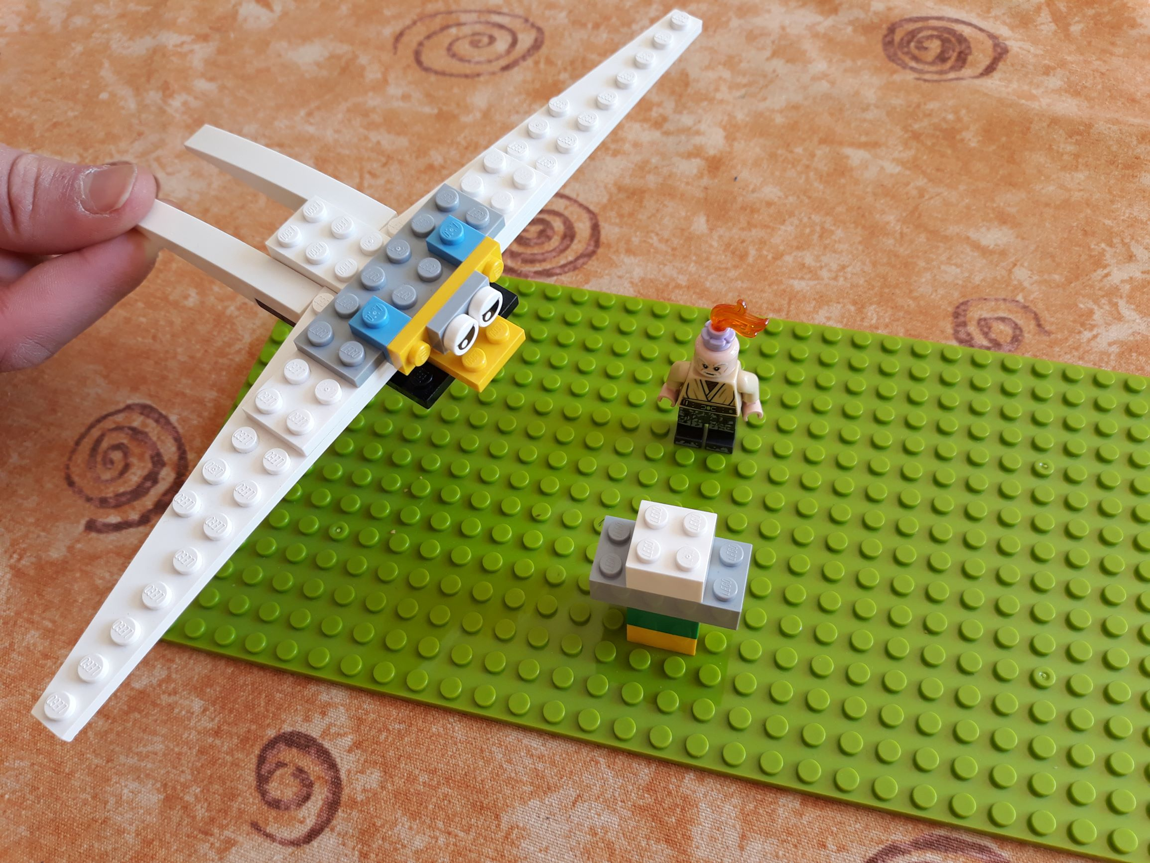Narek's Pentecost Lego