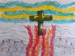 Vahan's Pentecost Art
