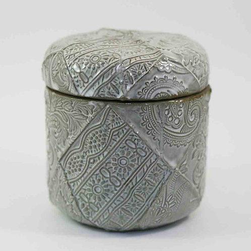 Керамическая шкатулка
