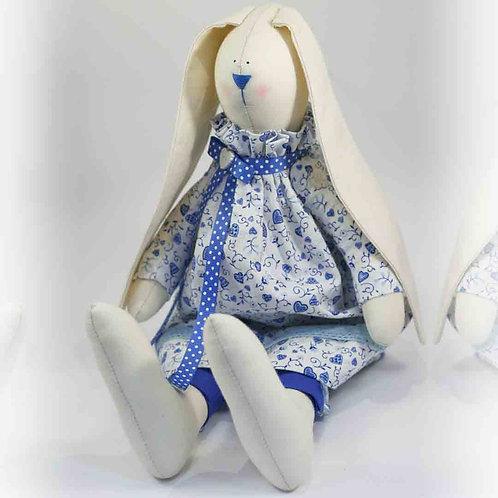 """Кукла тильда """"Зайчик"""""""