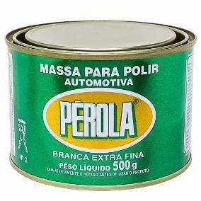 MASSA DE POLIR PÉROLA