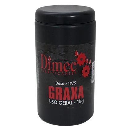 Graxa Uso Geral - 1KG