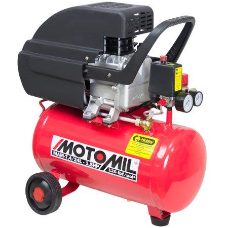 Motocompressor 220V 74-Pés 24L 1,5Hp