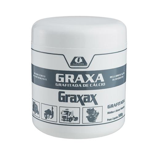 Garin - Graxa Grafitada de Calcio
