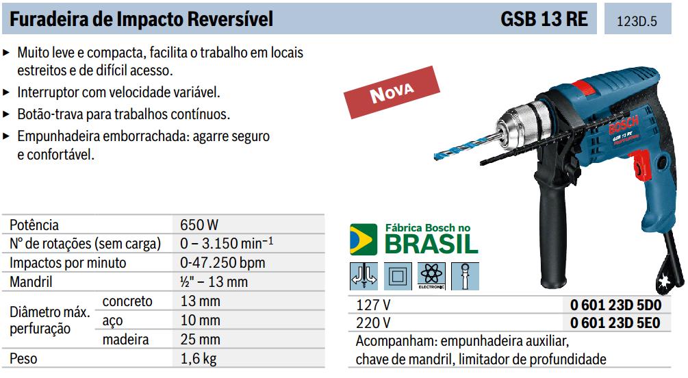 GSB 13 RE