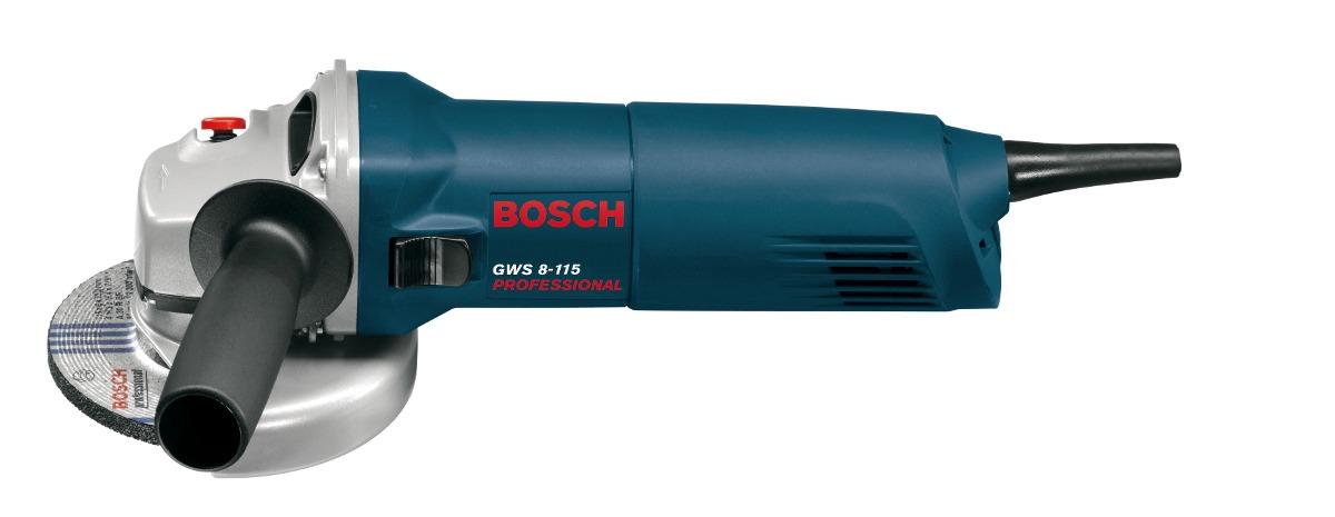 Esmerilhadeira 4.1/2' 870W GWS 8-115