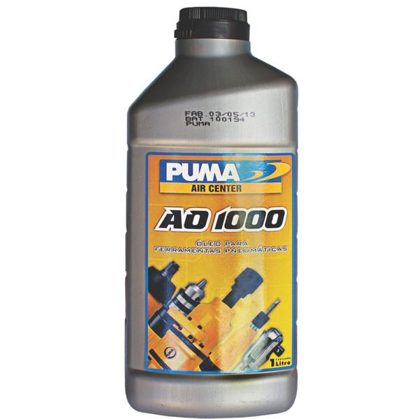 Óleo para ferramentas pneumáticas