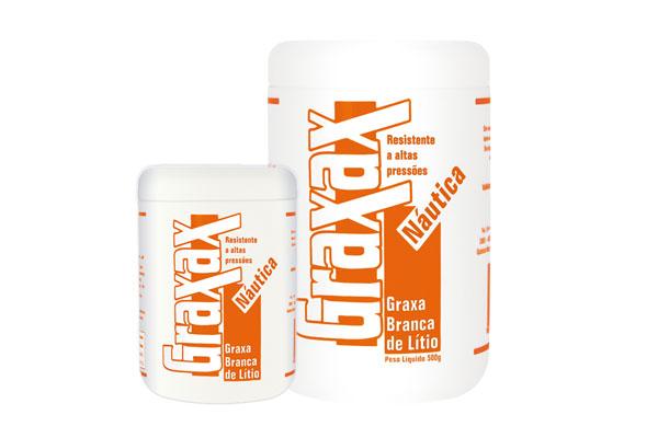 Graxax - Graxa branca de lítio - 80g