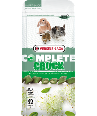 Crock Complete Herb Treats Multipack 50g x10