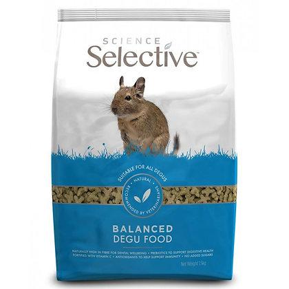 Selective Science Balanced Degu Food 1.5kg