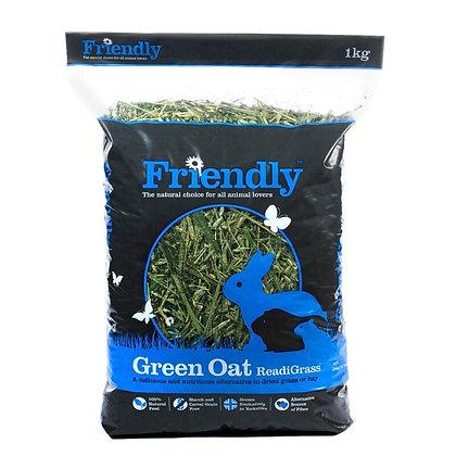 Friendly Green Oat Readigrass 1kg