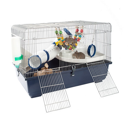 Ricky Rodent Hamster Cage 80cm or 100cm