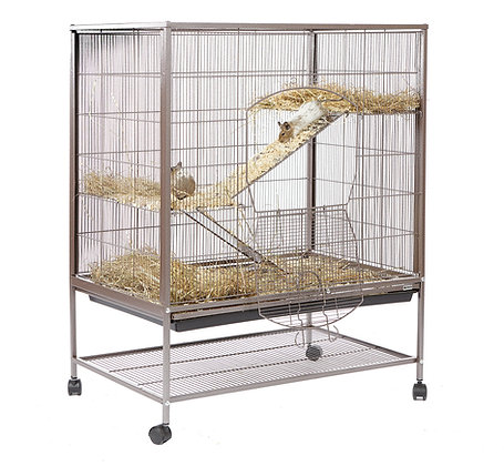 Rat and Chinchilla Cage by Liberta