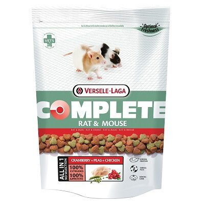 Versele Laga Complete Rat and Mouse 500g