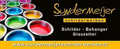 Advertentie Sundermeijer Schilderwerken.