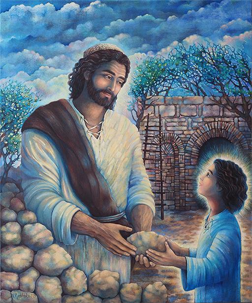 Święty Józef budowniczy