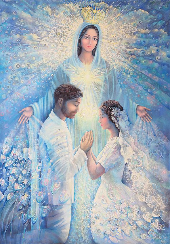 Matka Boża Małżeńska Pośredniczka Łask