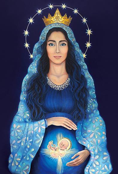 Maryja Matka Życia Poczętego