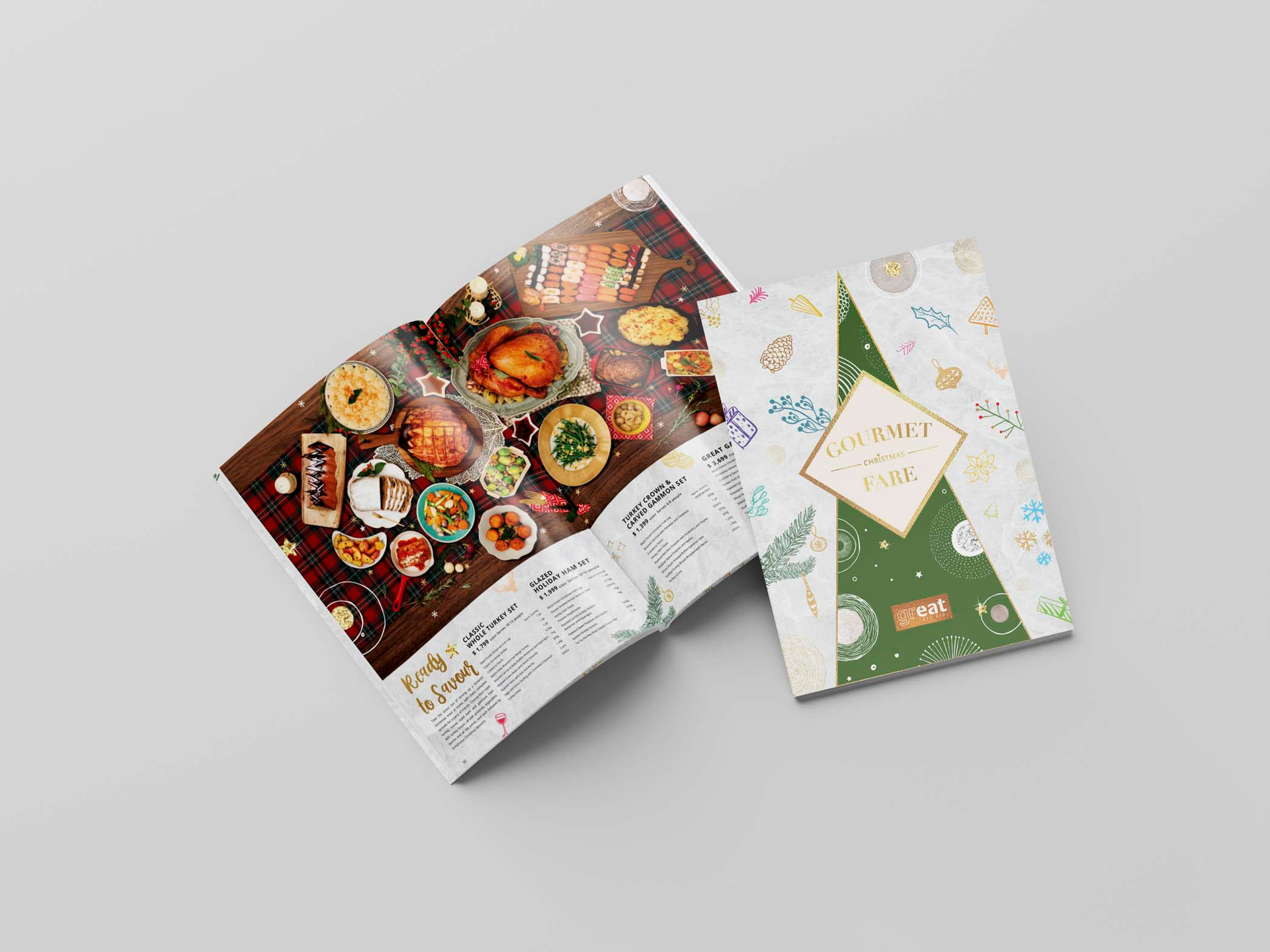 Great-Food-Hall-Catalogue-P.30-31-and-co
