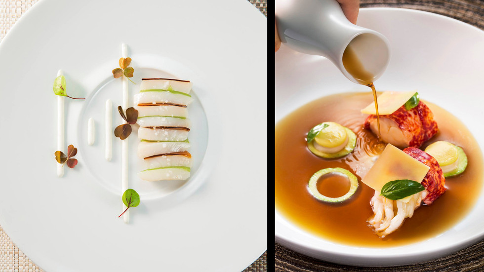 ÉPURE French Fine Dining