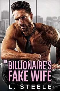 Billionaire's Fake Wife by L. Steele.jpeg