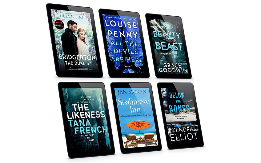 best mystery thriller promotion sites