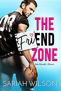The Friend Zone by Sariah Wilson.jpeg
