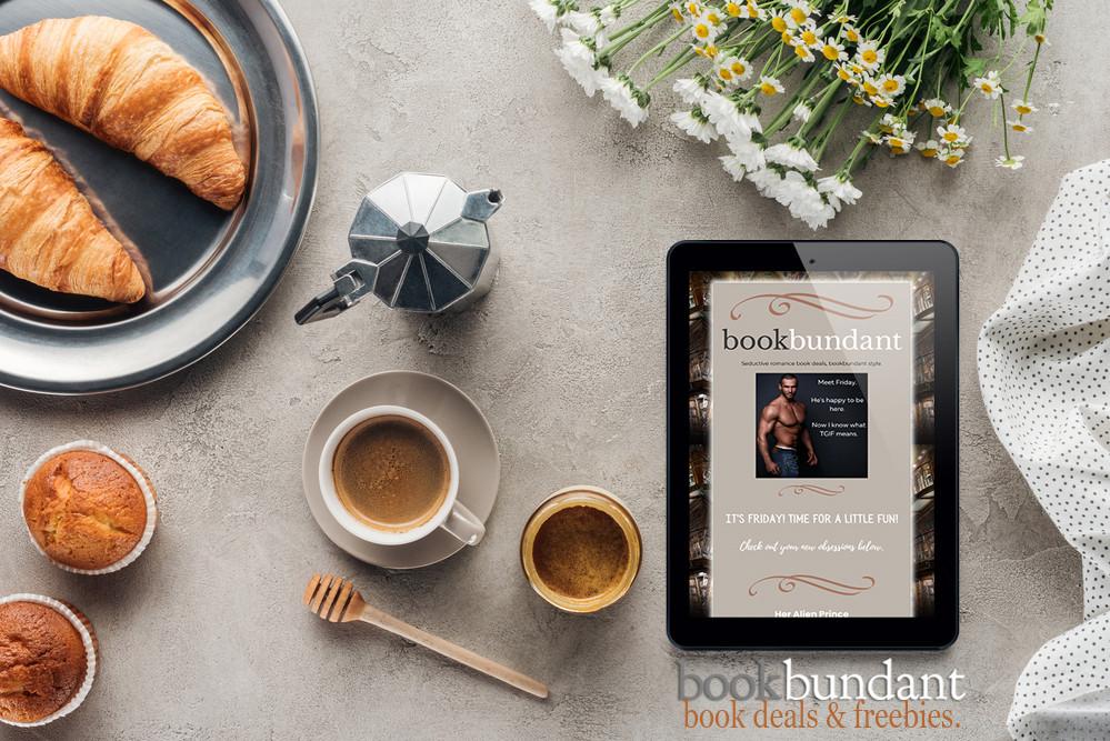 Bookbundant   Romance & Mystery Thriller Book Giveaway