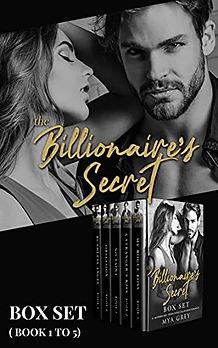 The Billionaire's Secret by Mya Grey .jpeg