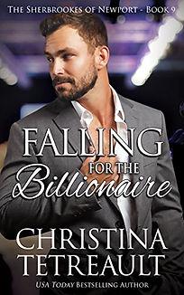 Falling For The Billionaire by Christina Tetreault.jpeg