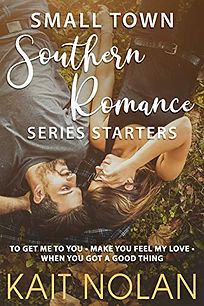 Small Town Southern Romance Series Starters by Kait Nolan.jpeg